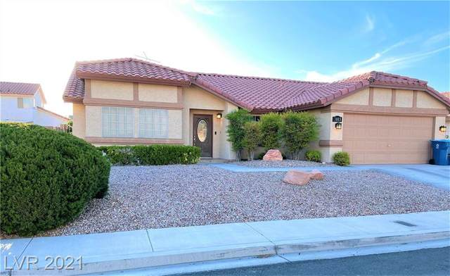 3013 Beech Knoll Court, Las Vegas, NV 89108 (MLS #2284835) :: Jeffrey Sabel