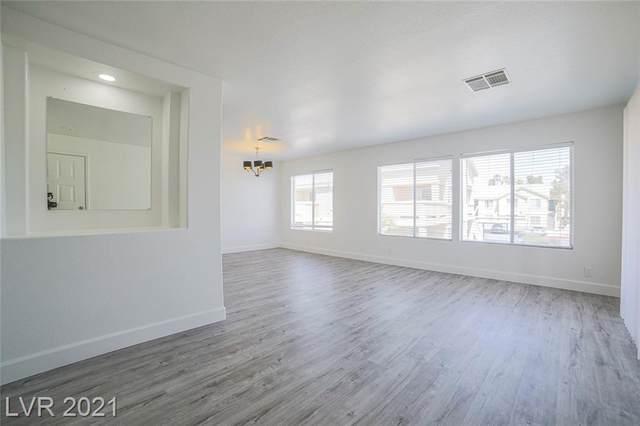 1521 Linnbaker Lane #203, Las Vegas, NV 89110 (MLS #2284842) :: Signature Real Estate Group