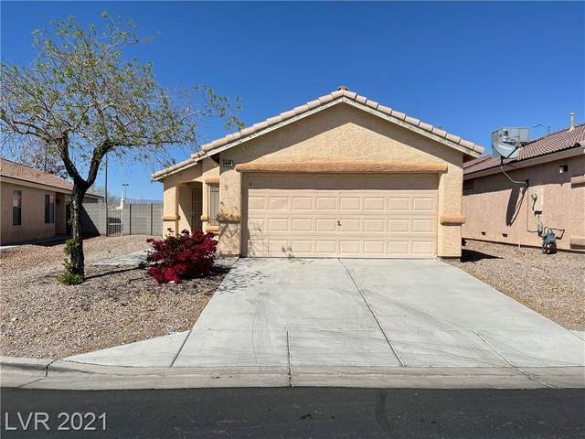 6446 Silent Sun Avenue, Las Vegas, NV 89142 (MLS #2284850) :: Jeffrey Sabel