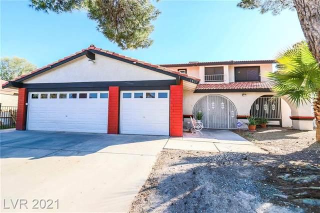 1857 Calle De Reynaldo, Las Vegas, NV 89119 (MLS #2284854) :: Signature Real Estate Group