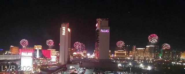 4381 Flamingo Road #1112, Las Vegas, NV 89103 (MLS #2284855) :: Hebert Group | Realty One Group