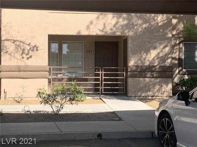 3450 Erva Street #161, Las Vegas, NV 89117 (MLS #2284857) :: Signature Real Estate Group