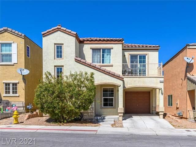 9124 Captivating Avenue, Las Vegas, NV 89149 (MLS #2284860) :: Kypreos Team