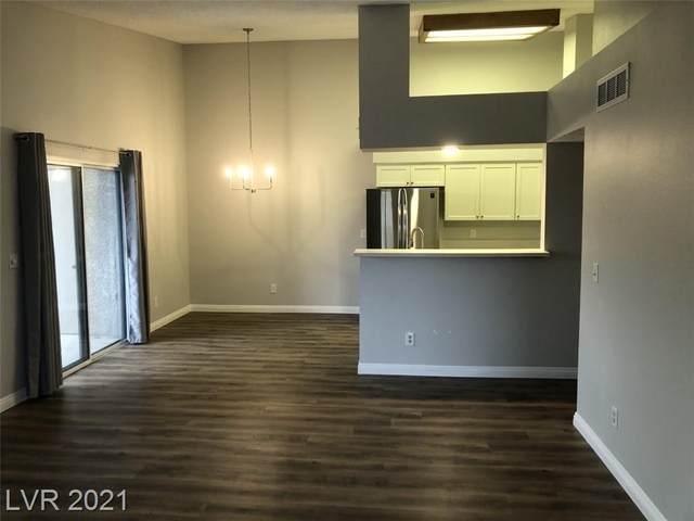 1575 Warm Springs Road #322, Henderson, NV 89014 (MLS #2284878) :: Signature Real Estate Group