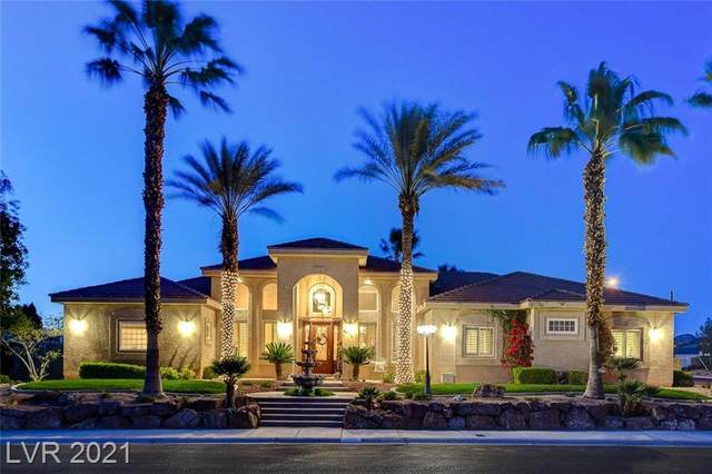 6470 Spanish Garden Court, Las Vegas, NV 89110 (MLS #2284886) :: Jeffrey Sabel