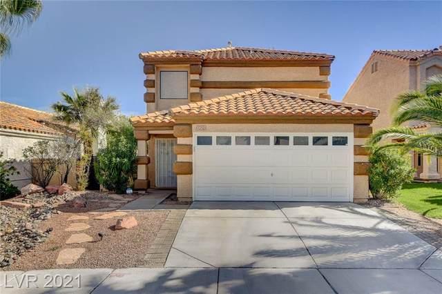 10029 Coral Sands Drive, Las Vegas, NV 89117 (MLS #2284892) :: Vestuto Realty Group