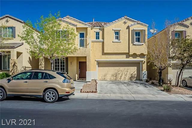 10548 Valdosta Avenue, Las Vegas, NV 89129 (MLS #2284907) :: The Perna Group