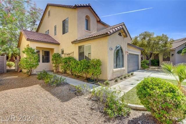 2405 Motif Court, Henderson, NV 89052 (MLS #2284993) :: Signature Real Estate Group