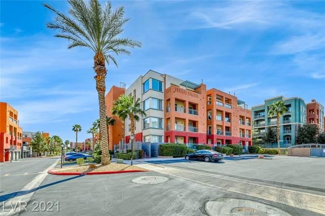 51 Agate Avenue #305, Las Vegas, NV 89123 (MLS #2285001) :: Signature Real Estate Group