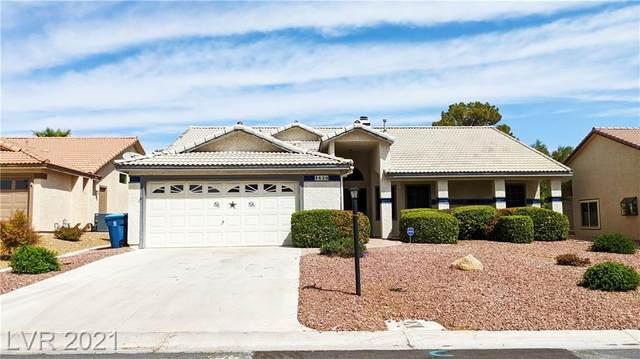5620 Lost Tree Circle, Las Vegas, NV 89130 (MLS #2285019) :: Signature Real Estate Group
