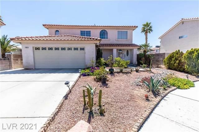 1467 Grub Stake Circle, Henderson, NV 89014 (MLS #2285022) :: Signature Real Estate Group