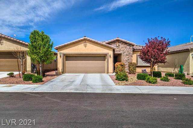 4388 Glory Vine, Pahrump, NV 89061 (MLS #2285035) :: Signature Real Estate Group