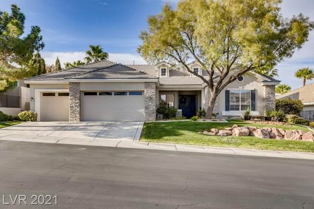 10808 Oak Shadow Avenue, Las Vegas, NV 89144 (MLS #2285036) :: Jeffrey Sabel