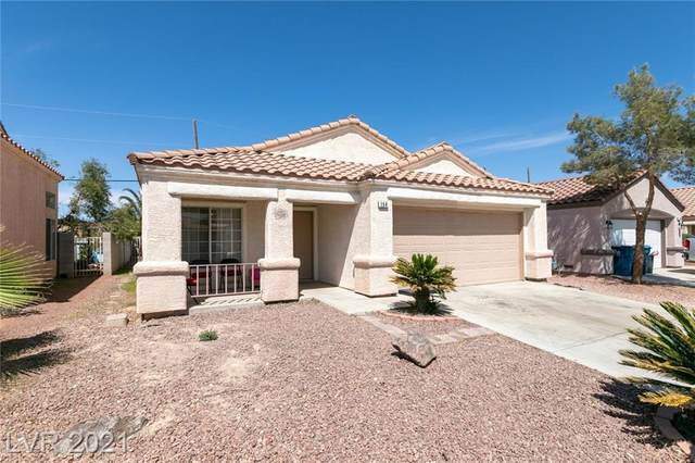 154 Muddy Creek Avenue, Las Vegas, NV 89123 (MLS #2285041) :: Signature Real Estate Group