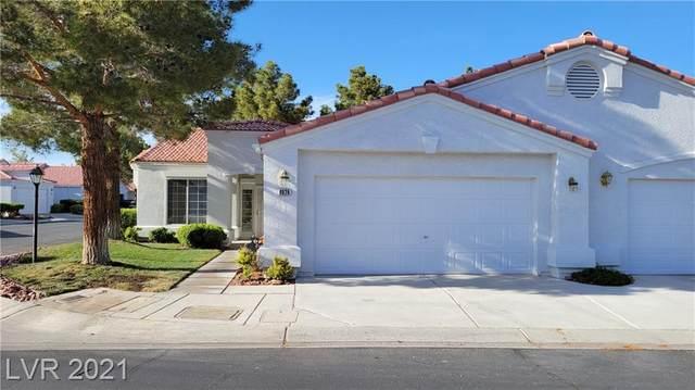 8826 Bridgeport Bay Avenue, Las Vegas, NV 89147 (MLS #2285043) :: Signature Real Estate Group