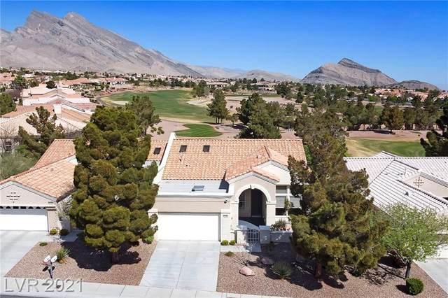10654 Heritage Hills Drive, Las Vegas, NV 89134 (MLS #2285048) :: Signature Real Estate Group