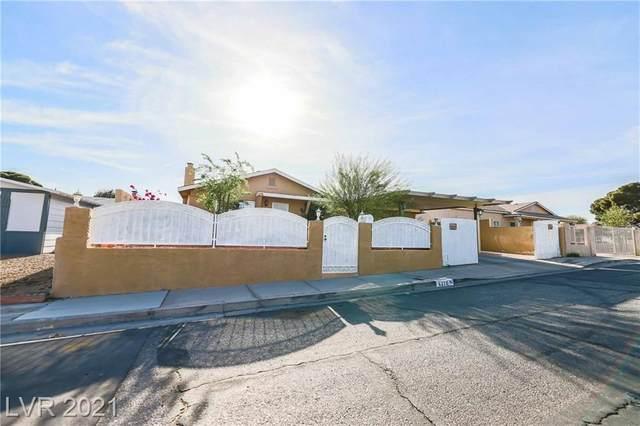 5270 Hillsboro Lane, Las Vegas, NV 89120 (MLS #2285049) :: Signature Real Estate Group