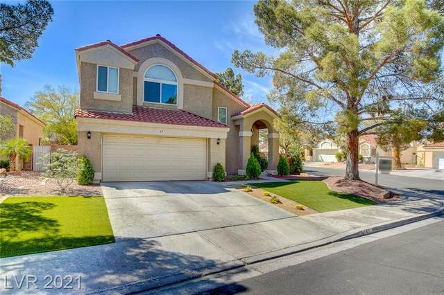 147 Monteen Drive, Henderson, NV 89074 (MLS #2285064) :: Signature Real Estate Group