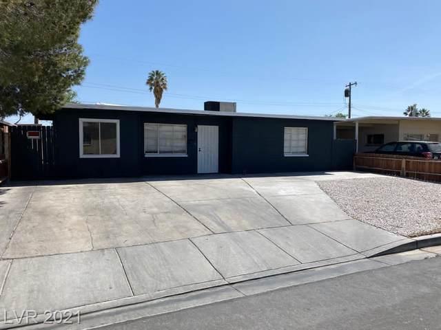 500 Princeton Street, Las Vegas, NV 89107 (MLS #2285075) :: Signature Real Estate Group