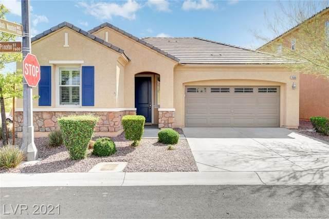 7606 Mount Princeton Street, Las Vegas, NV 89166 (MLS #2285080) :: Signature Real Estate Group