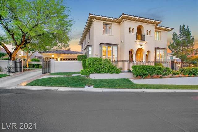 1204 Muscato Court, Las Vegas, NV 89144 (MLS #2285088) :: The Perna Group