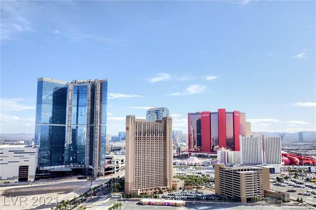 200 Sahara Avenue #2904, Las Vegas, NV 89102 (MLS #2285095) :: Lindstrom Radcliffe Group