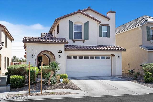 67 Dreamy Hill Avenue, North Las Vegas, NV 89031 (MLS #2285099) :: Kypreos Team