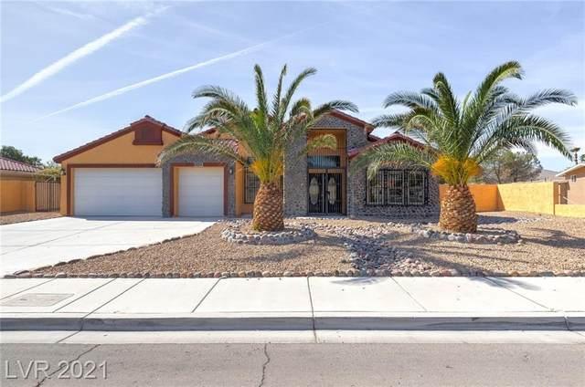 3849 Rawhide Street, Las Vegas, NV 89120 (MLS #2285106) :: Signature Real Estate Group
