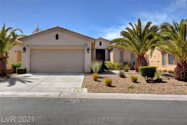 5001 Alfingo Street, Las Vegas, NV 89135 (MLS #2285115) :: Signature Real Estate Group