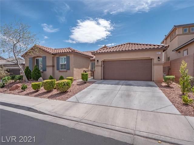 10417 Artful Stone Avenue, Las Vegas, NV 89149 (MLS #2285128) :: Vestuto Realty Group
