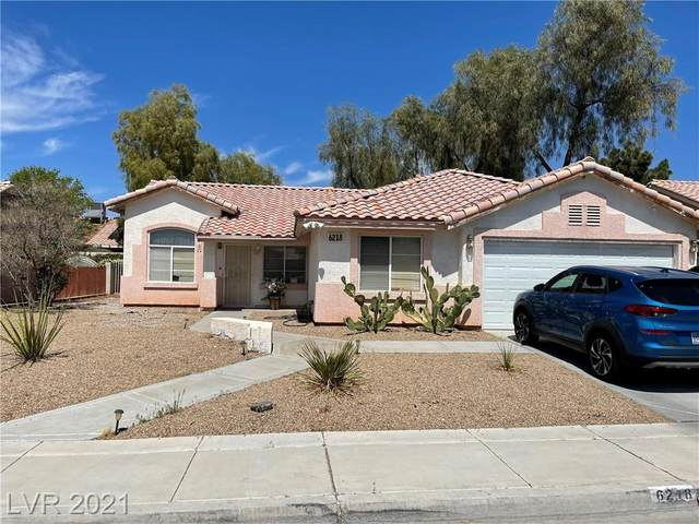 6218 Dundee Port Avenue, Las Vegas, NV 89110 (MLS #2285131) :: Signature Real Estate Group