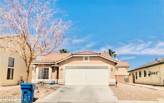 5990 Osprey Point Avenue, Las Vegas, NV 89156 (MLS #2285137) :: Signature Real Estate Group