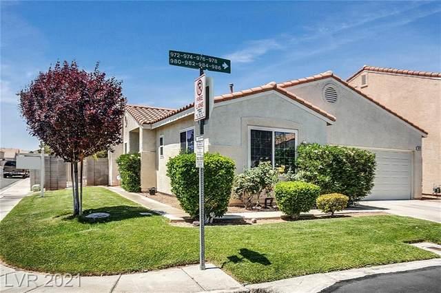 972 Country Skies Avenue, Las Vegas, NV 89123 (MLS #2285146) :: Lindstrom Radcliffe Group