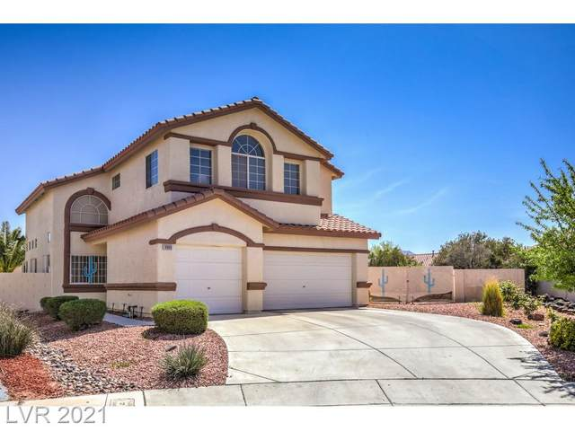 9088 Tiger Shale Way, Las Vegas, NV 89123 (MLS #2285160) :: Signature Real Estate Group