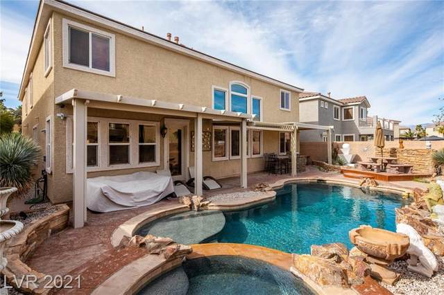4116 California Condor Avenue, North Las Vegas, NV 89084 (MLS #2285162) :: Signature Real Estate Group