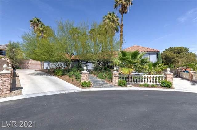 2641 Miller Lane, Las Vegas, NV 89117 (MLS #2285163) :: Signature Real Estate Group