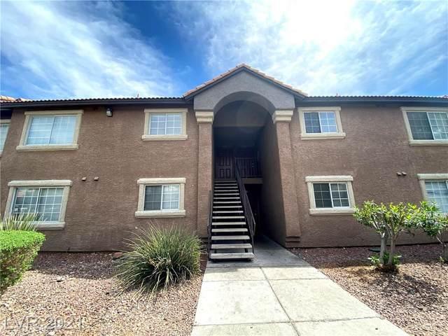 2750 S Durango Drive #2032, Las Vegas, NV 89117 (MLS #2285164) :: Vestuto Realty Group