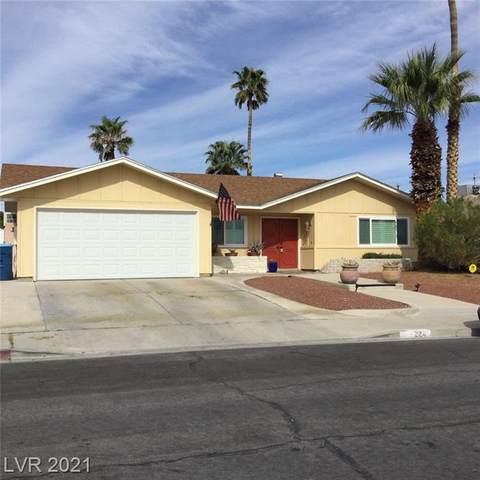 224 Huntly Road, Las Vegas, NV 89145 (MLS #2285167) :: Signature Real Estate Group