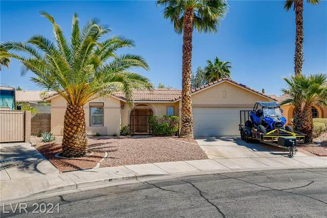 508 Sir Barton Street, Henderson, NV 89015 (MLS #2285175) :: Signature Real Estate Group
