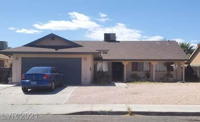 1405 Meyer Street, Las Vegas, NV 89101 (MLS #2285181) :: Custom Fit Real Estate Group