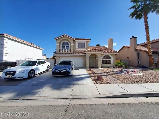 1481 Silver Falls Avenue, Las Vegas, NV 89123 (MLS #2285189) :: Signature Real Estate Group