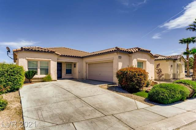 5434 Winterdale Street, Las Vegas, NV 89031 (MLS #2285191) :: Jeffrey Sabel