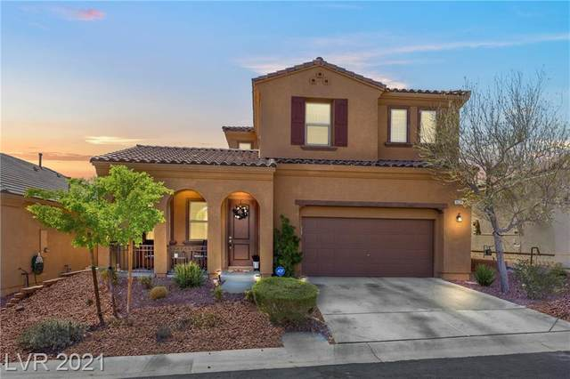 10335 Mount Oxford Avenue, Las Vegas, NV 89166 (MLS #2285201) :: Signature Real Estate Group