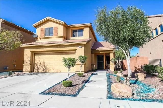6870 Desert Thrasher Drive, North Las Vegas, NV 89084 (MLS #2285205) :: Signature Real Estate Group