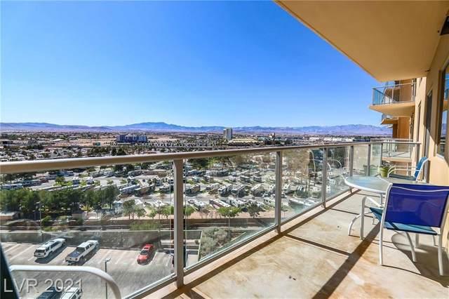 8255 Las Vegas Boulevard #1108, Las Vegas, NV 89123 (MLS #2285215) :: Signature Real Estate Group