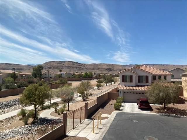 5991 Loud Colors Street, Las Vegas, NV 89148 (MLS #2285217) :: Signature Real Estate Group