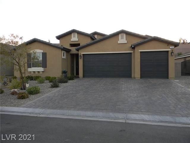 7245 Southern Magnolia Street, Las Vegas, NV 89149 (MLS #2285222) :: Signature Real Estate Group