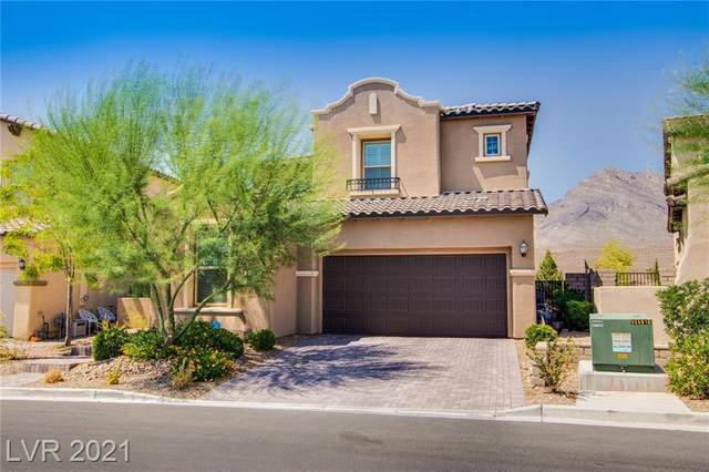 305 Rezzo Street, Las Vegas, NV 89138 (MLS #2285237) :: Vestuto Realty Group