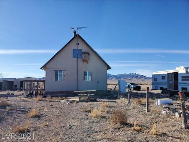 8387 Canyon, Alamo, NV 89001 (MLS #2285248) :: Signature Real Estate Group