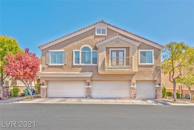 7128 Cabin Fever Street #101, Las Vegas, NV 89149 (MLS #2285250) :: Custom Fit Real Estate Group